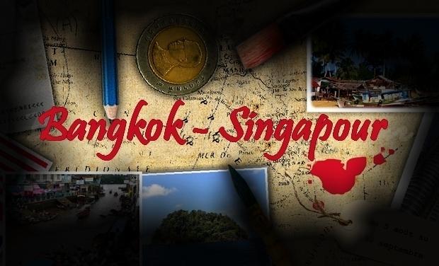 Visuel du projet Périple artistique de Bangkok à Singapour