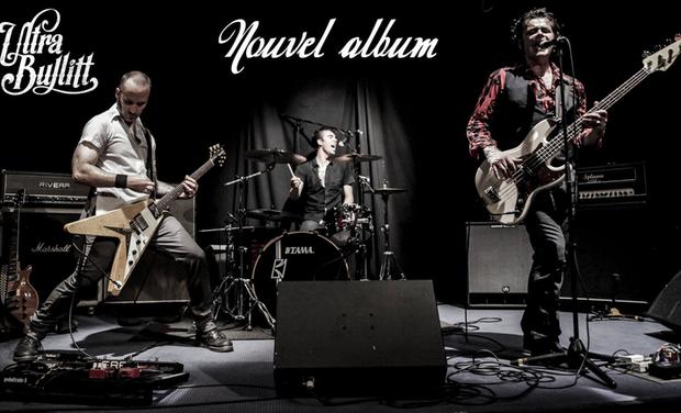 Visueel van project ULTRA BULLITT : Nouvel album en 2015!