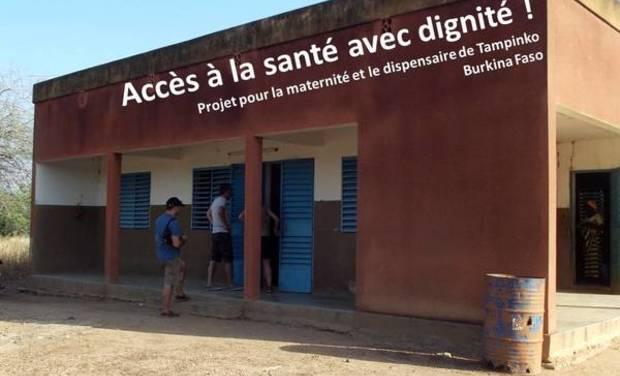 Visuel du projet Accès à la santé avec dignité !