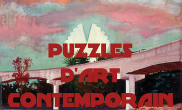 Project visual Puzzles d'art contemporain