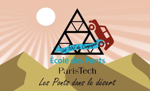 Project visual Les Ponts dans le désert ! - 4L Trophy