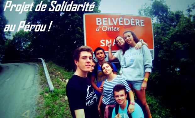 Visuel du projet Projet Solidarité Pérou