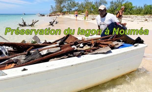 Visuel du projet Préservation du lagon a nouméa