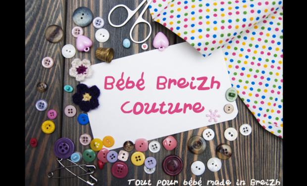 Visuel du projet Bébé Breizh Couture : tout pour bébé made in Breizh!