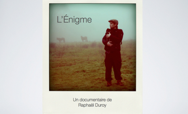 Project visual L'Énigme (ou comment d'un père l'on devient papa)