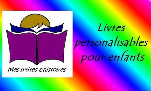 Visuel du projet Mes p'tites Z'histoires : livres personalisables pour enfant