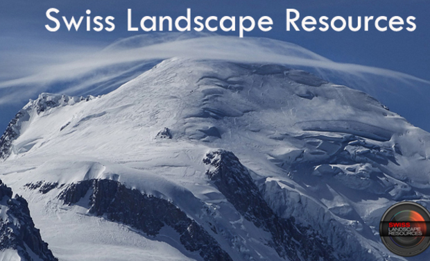 Visuel du projet Swiss Landscapes Resources (SLR)