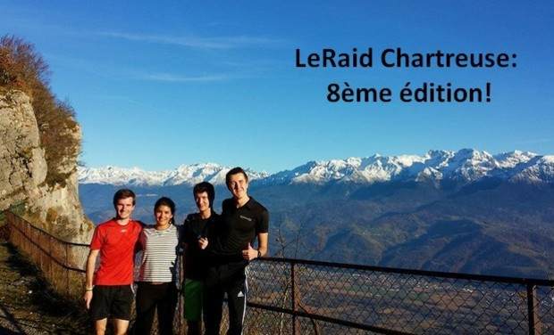 Visueel van project Raid Chartreuse, 8ème édition