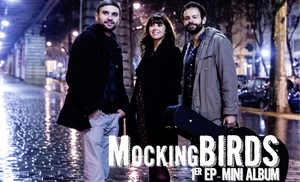 Project visual MockingBIRDS - 1er EP/mini album