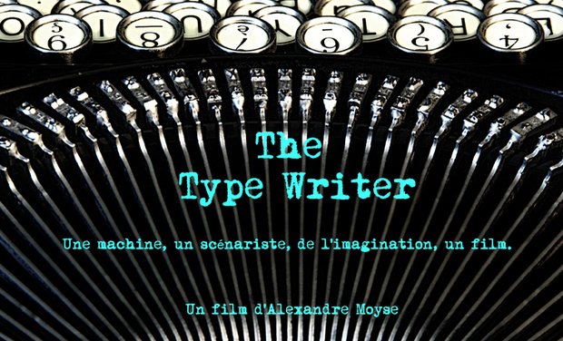 Project visual The Type Writer