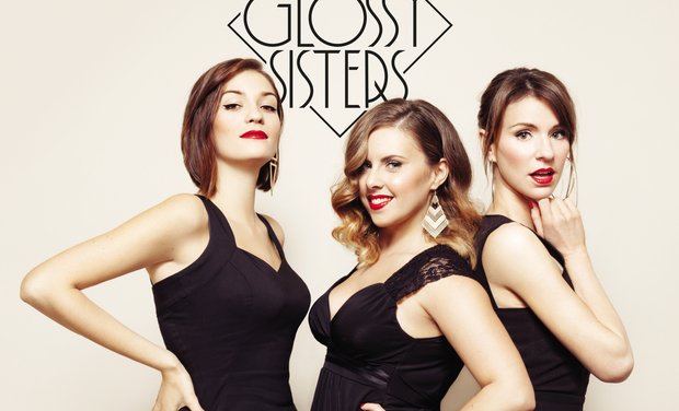 Visueel van project THE GLOSSY SISTERS - LE 1er EP