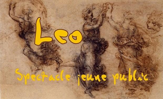 Visuel du projet LEO - spectacle de danse jeune public