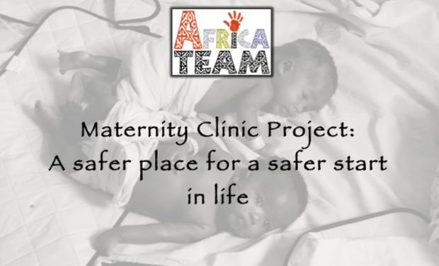 Project visual Reconstruction du poste de santé/maternité de Ndiganioa - Maternity Clinic Project: a safer place for a safer start in life