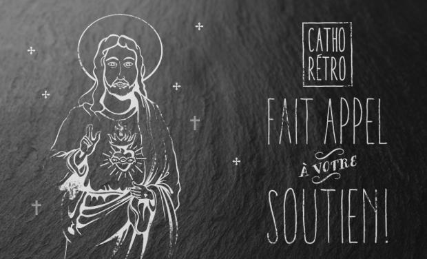 Visuel du projet Catho Rétro, le concept store religieux