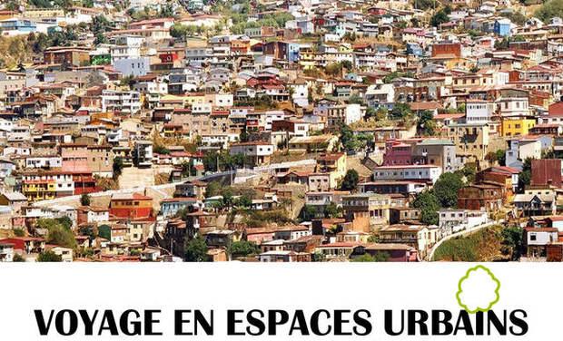 Visuel du projet Voyage en espaces urbains