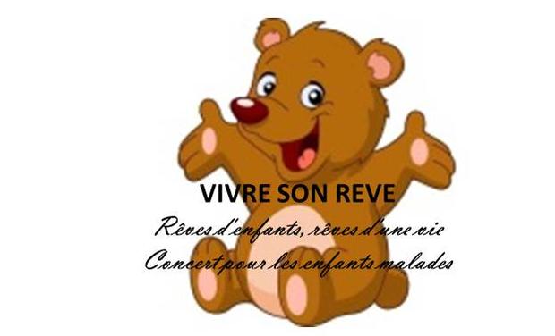 Visuel du projet VIVRE SON REVE - Concert pour les enfants malades