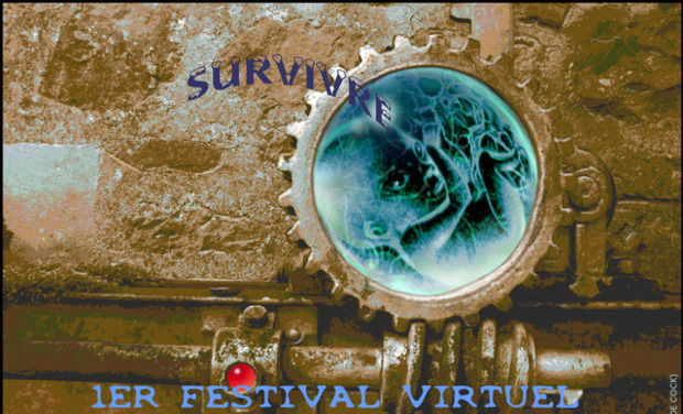 Visuel du projet Science-Fiction : 1er Festival virtuel de SF avant la fin du monde