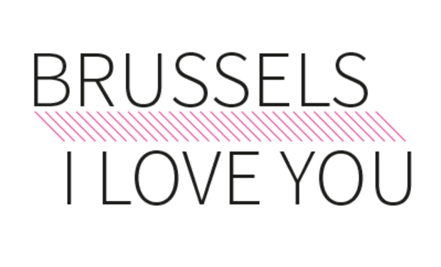 Project visual BRUSSELS I LOVE YOU