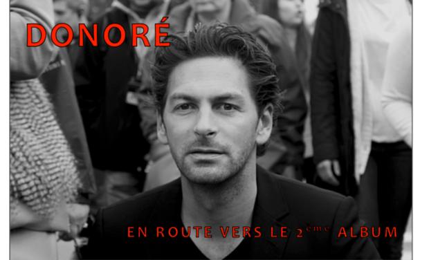 Visuel du projet Donoré – 2ème album (et clip)