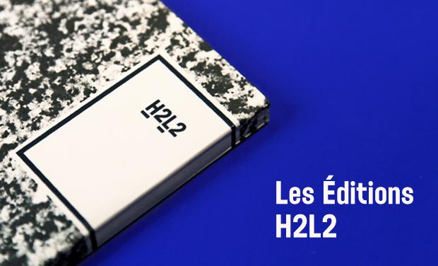 Visuel du projet Les Editions H2L2