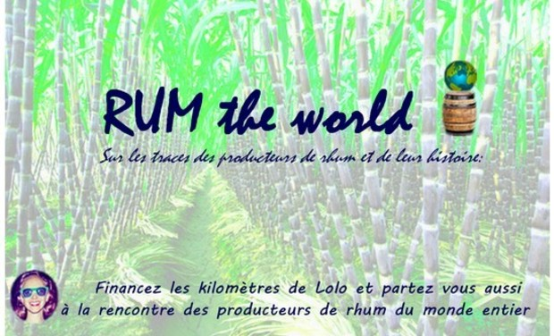 Visuel du projet RUM THE WORLD