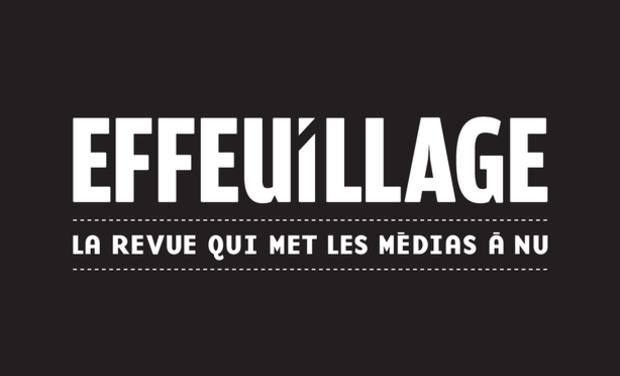 Visuel du projet EFFEUILLAGE - La revue qui met les médias à nu