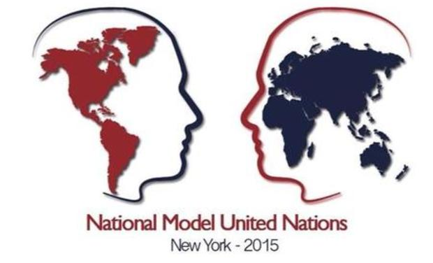 Project visual Sciences Po Delegation to National Model United Nations 2015 Conference in NYC