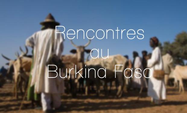 Visuel du projet Rencontres au Burkina Faso