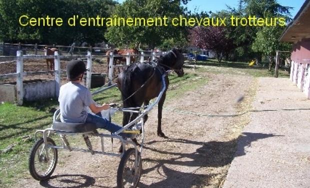 Visuel du projet Centre d'entraînement chevaux trotteurs