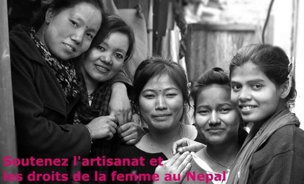 Visueel van project Valorisez et soutenez les femmes Népalaises