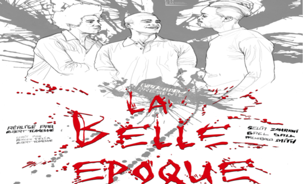 Project visual La belle époque