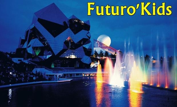 Visueel van project Futuro'Kids