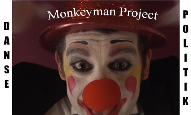 Visueel van project MONKEYMAN PROJECT - Danse Politik
