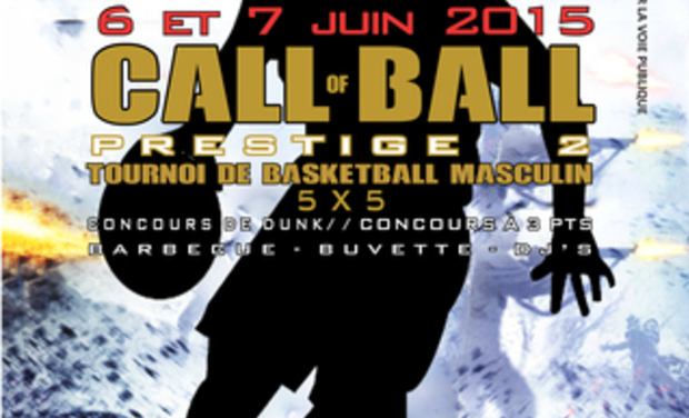 Visueel van project Tournoi Call Of Ball Prestige 2