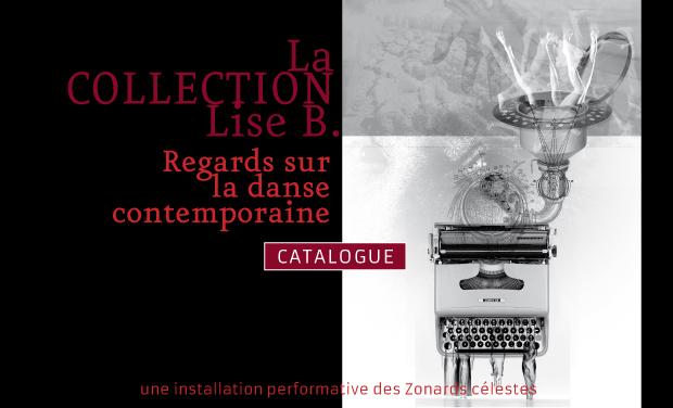 Visuel du projet La collection Lise B. Le catalogue
