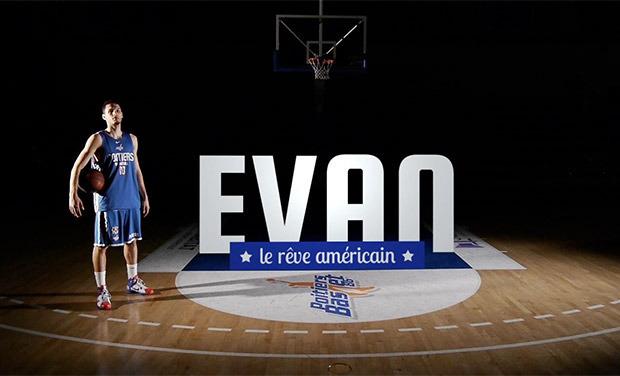 Project visual EVAN, le rêve américain