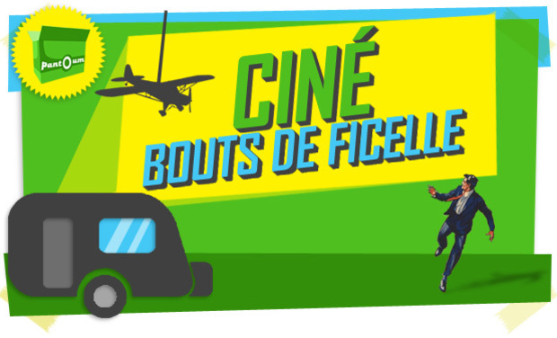Project visual Ciné - Bouts de ficelle