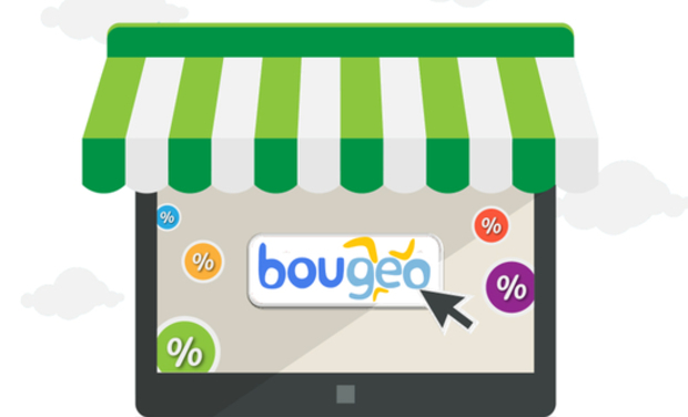 Visuel du projet Acheter en ligne à côté de chez soi avec Bougeo.fr
