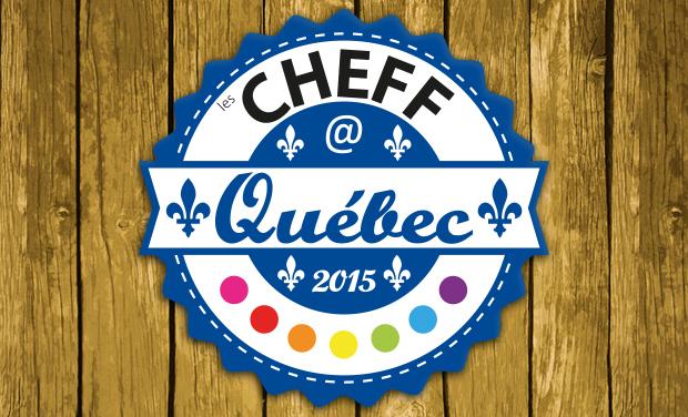 Visuel du projet Les CHEFF @ Québec