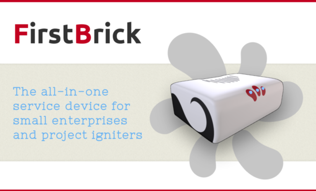 Project visual FirstBrick