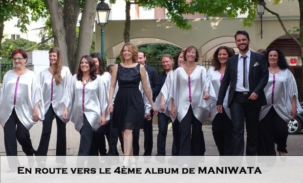 Visueel van project En route vers le 4ème album de Maniwata