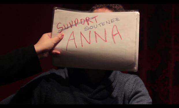Visuel du projet Soutenez Anna!