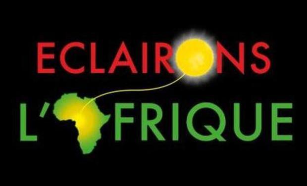 Project visual Eclairons l'Afrique