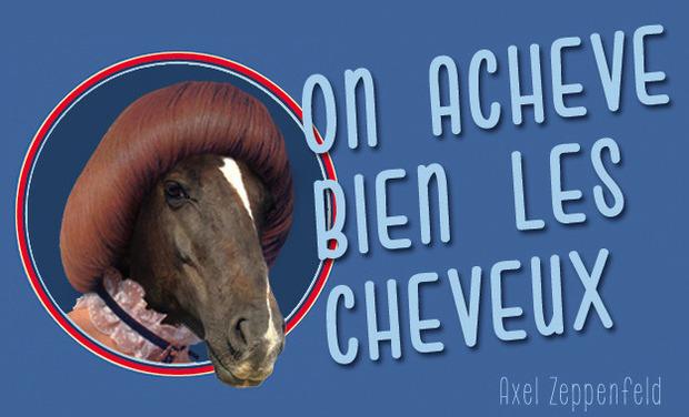 Visueel van project On Achève Bien les Cheveux