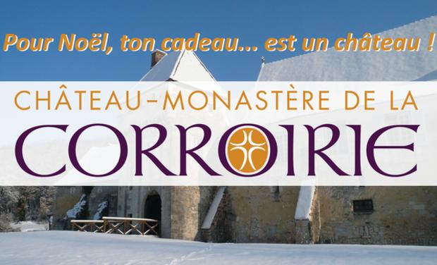 Visuel du projet Pour Noël, ton cadeau... est un château en Touraine !