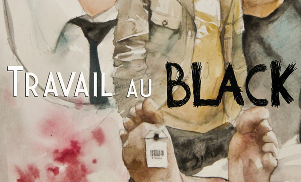 Visueel van project Travail au Black II