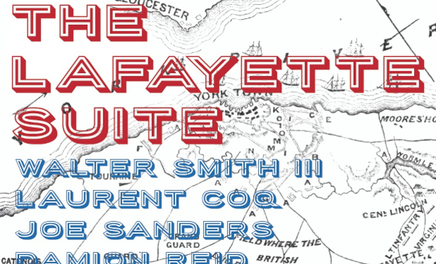 Visuel du projet Laurent Coq & Walter Smith III - The Lafayette Suite