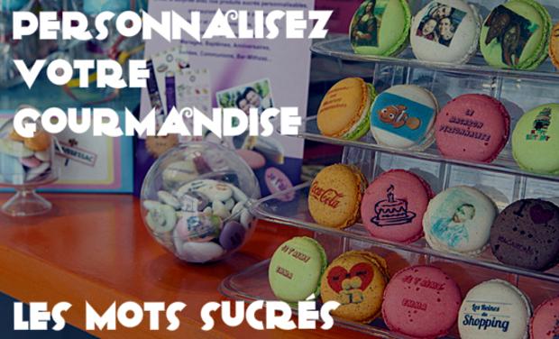 Visueel van project Personnalisez votre gourmandise !!! - Les Mots Sucrés