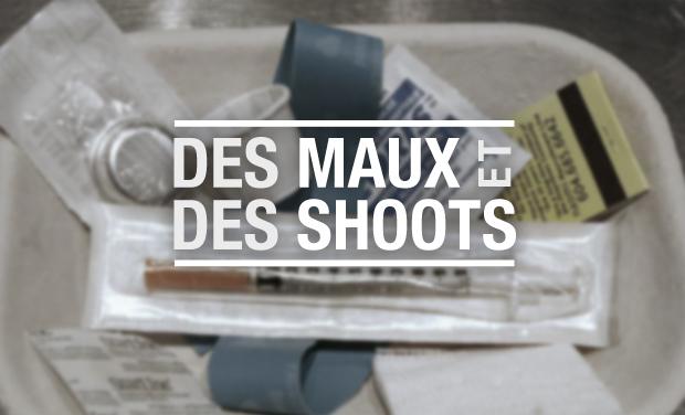 Visuel du projet Des maux et des shoots