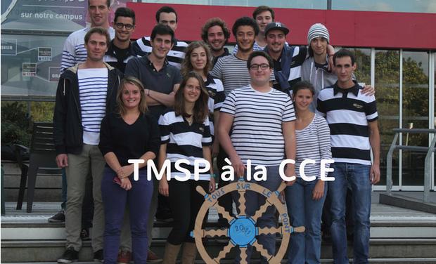 Project visual Dolphint course croisière edhec
